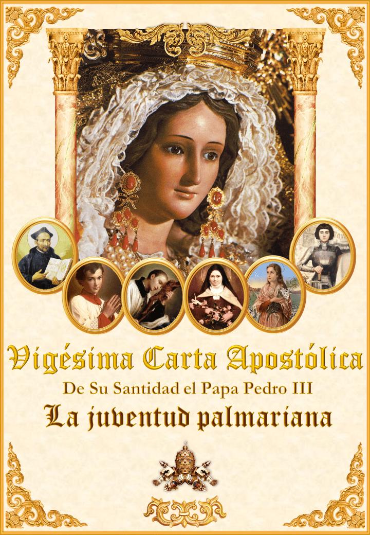 <i>A Vigésima Carta Apostólica de Sua Santidade o Papa Pedro III<br><br>Ver mais</i>