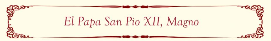 San Pio XII